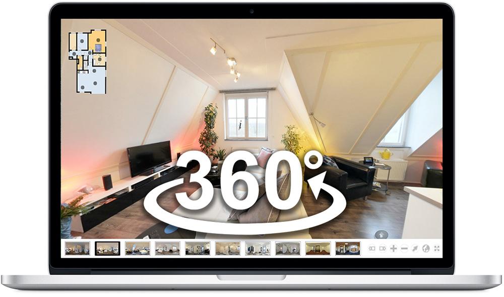 360 graden woningfotograaf